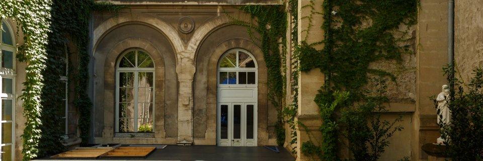 Jardin de la Vierge du lycée Saint-Joseph © Christophe Raynaud de Lage-2