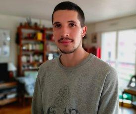 Portrait Marius Barthaux - Collectif La Ville en Feu