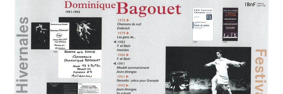 Réactiver les archives-Bagouet