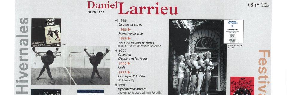 Réactiver les archives-Larrieu